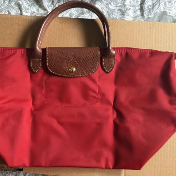Authentic Long Champ Handbag