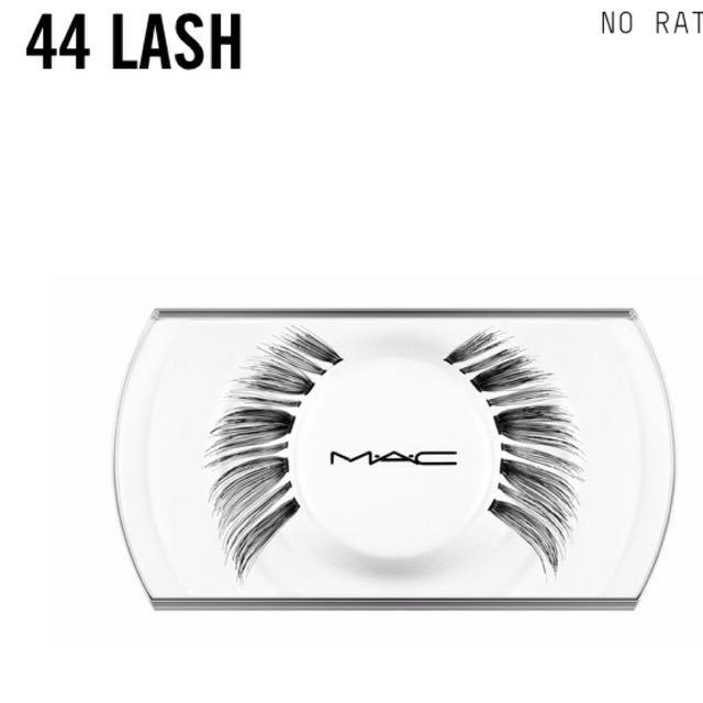 e1f80761d49 Authentic Mac False Eyelashes #44, Health & Beauty, Makeup on Carousell