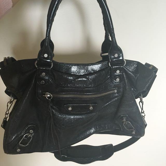 Balenciaga Inspired Bag