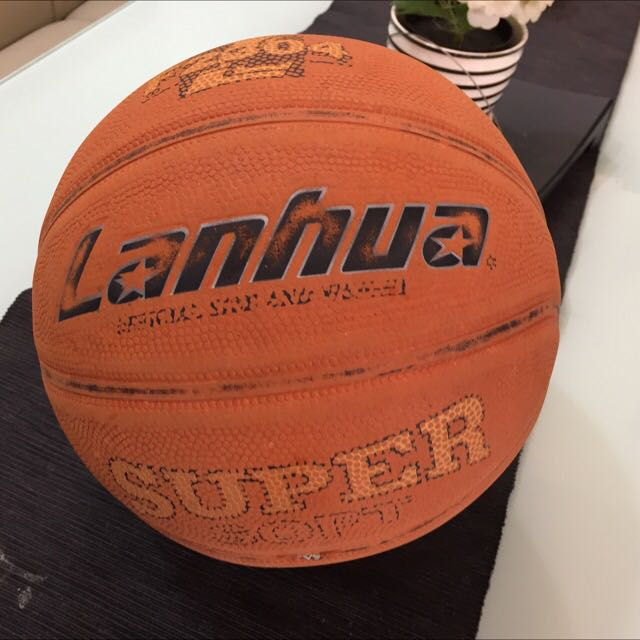 Basket Ball(moving Out Sale)