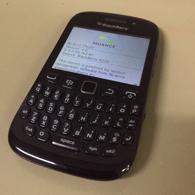 Blackberry Curve 9220 [repriced]