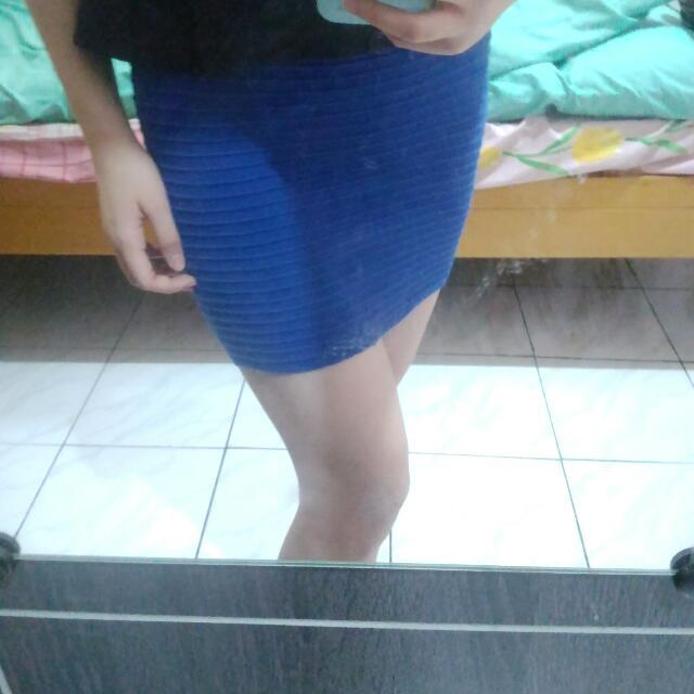 Bodycon Skirt , Rok Span