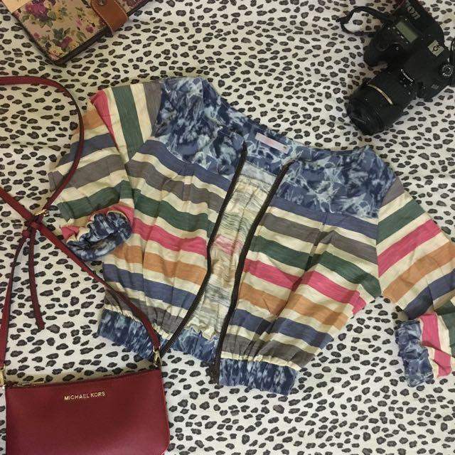 REPRICED: Bolero Type Jacket