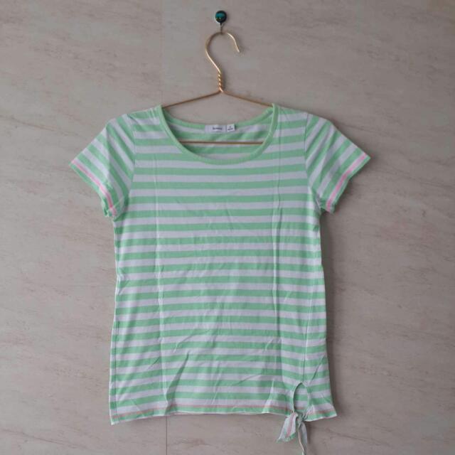 Bossini - Striped T-Shirt