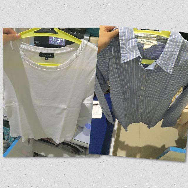 both for 50k kemeja dan tshirt