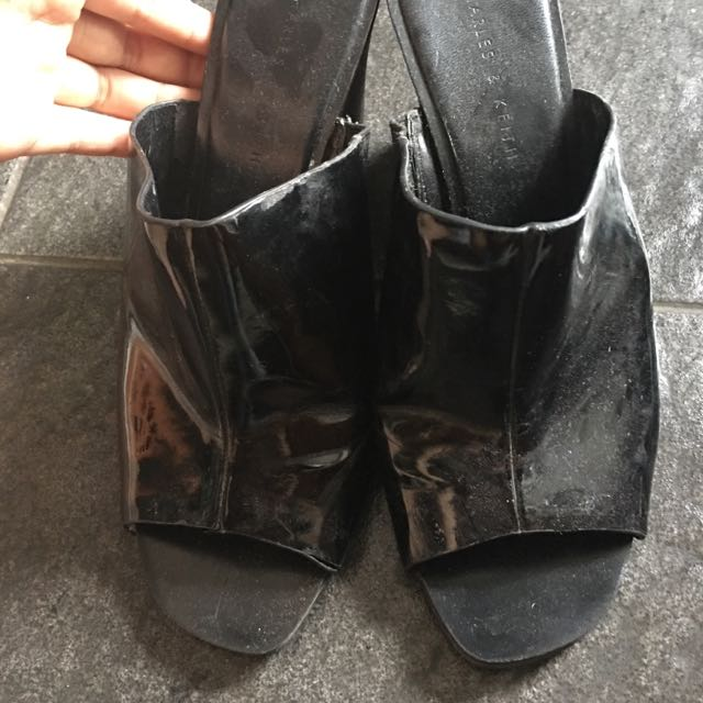 Charles N Keith Wedges