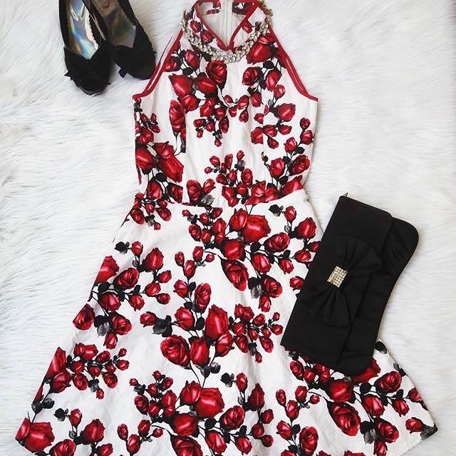 Cheongsam Dress Combi
