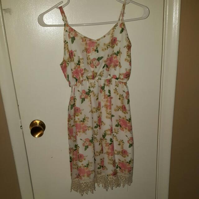 Cute Summer Dress (S)