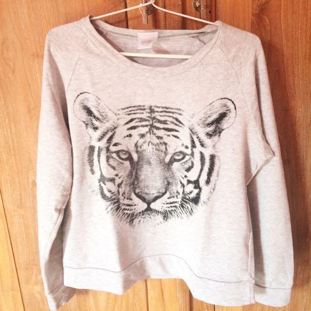 Disney Tiger Sweatshirt