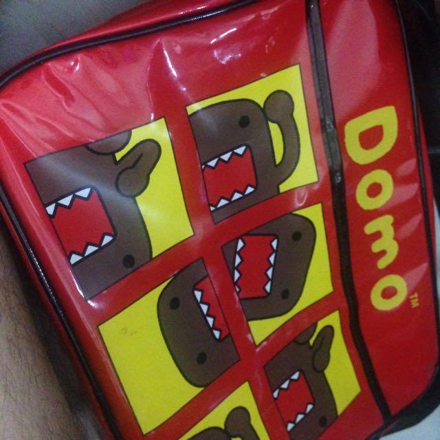 Domo Messenger Bag