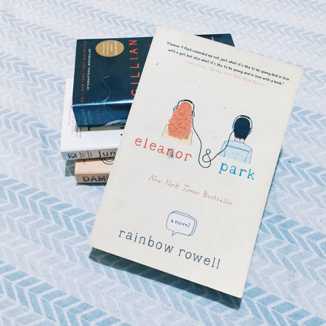 *RESERVED* Eleanor & Park by Rainbow Rowell