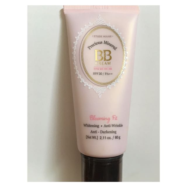 Etude House- Peecious Mineral BB CREAM- Blooming Fit