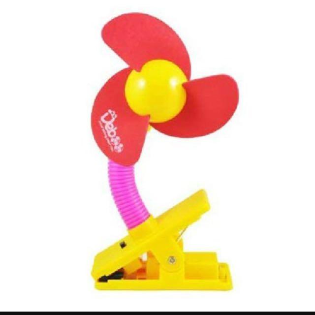 Fan For Kids Stroller