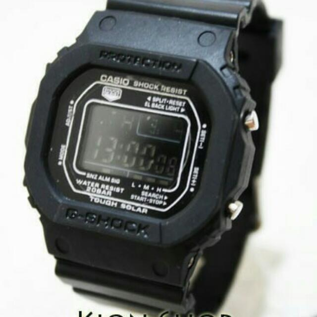 G Shock Digital Kotak