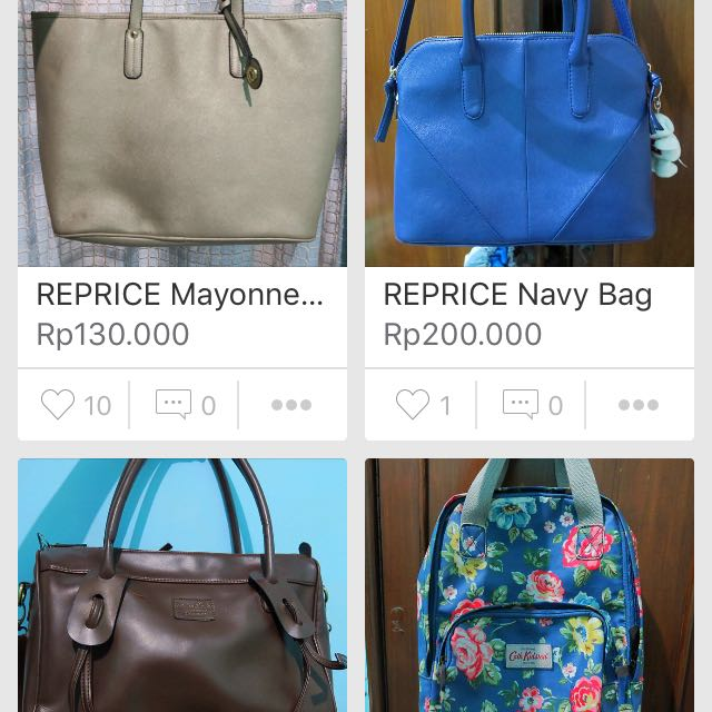 Go Check My Preloved Bag!👌🏻👍🏻