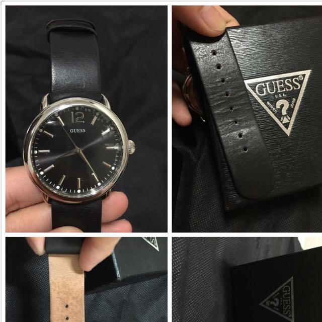 Guess精品錶