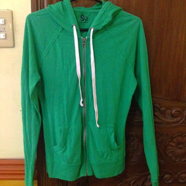 Jacket Wih Hood