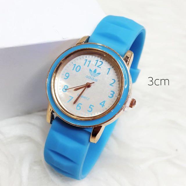 Jam Tangan Adidas Blue