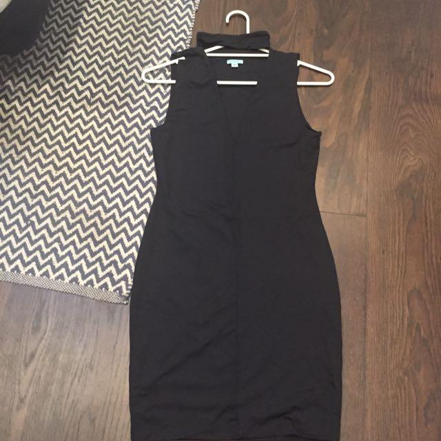 Kookai Neck Band Dress Size 2