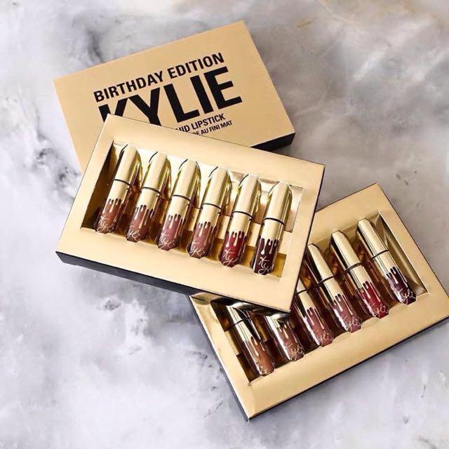 Kylie lipkit set