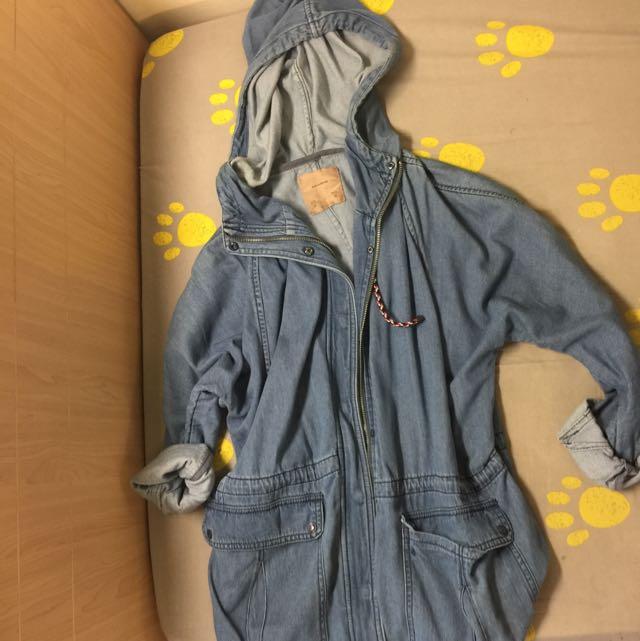 long hodie jacket
