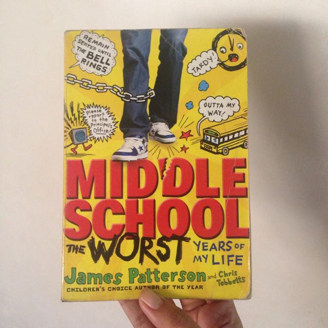 Middle School (#1)