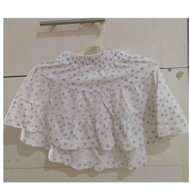 Mothercare jersey skirt