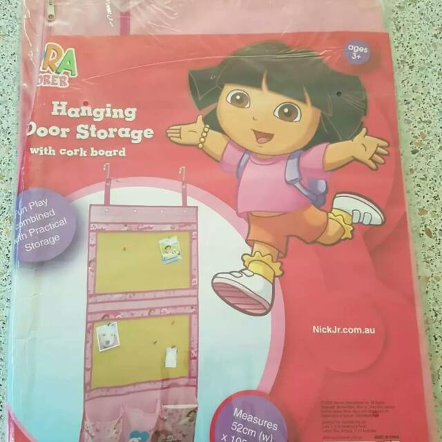 New DORA hanging Storage