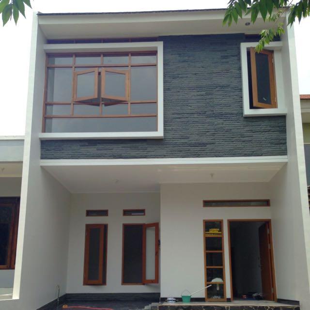 New House In Cluster Equator Sentul City