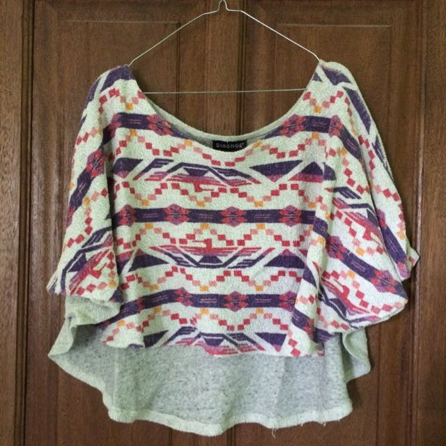 Outer Crop Tribal Sixence