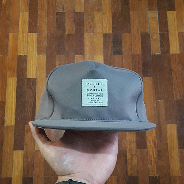 Pestle & Mortar Cap