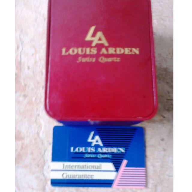 Prelove Louis Arden Swiss Watch