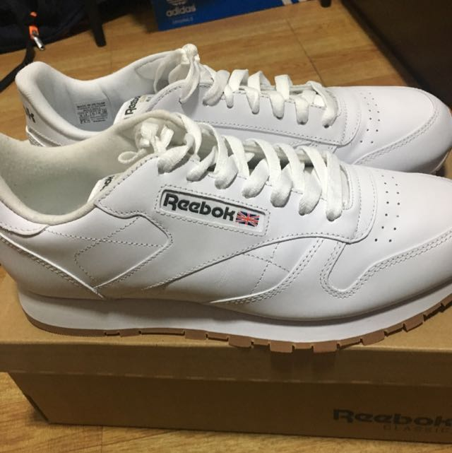 Reebok Classic White Limited Edition