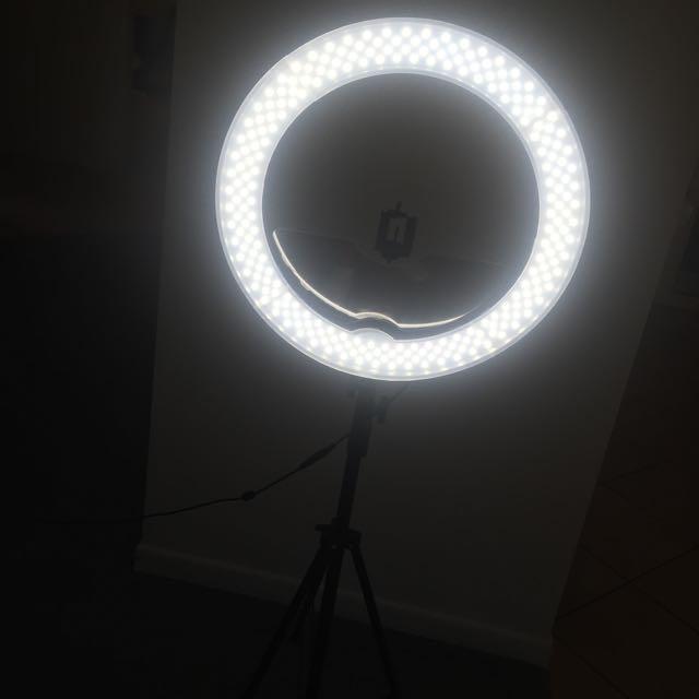 Stellar Lighting Diva Ring Light