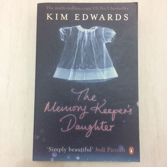 The Memory Keeper's Daughter-Kim Edwards