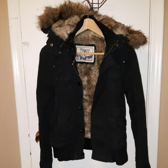 *PRICE REDUCED* TNA Winter Jacket (Xs)