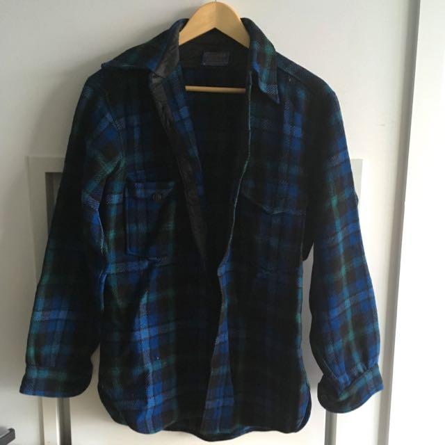 Vintage Pendleton Flannel Shacket M