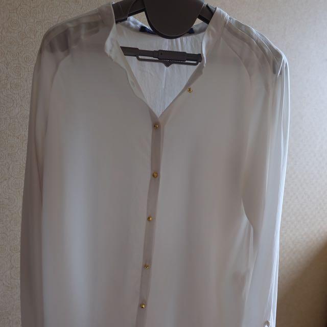 White Top Zara