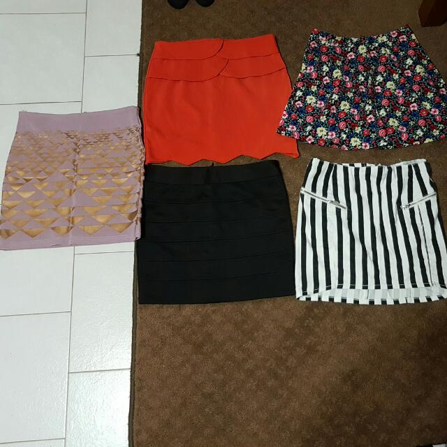 Whole Bunch Of Skirt