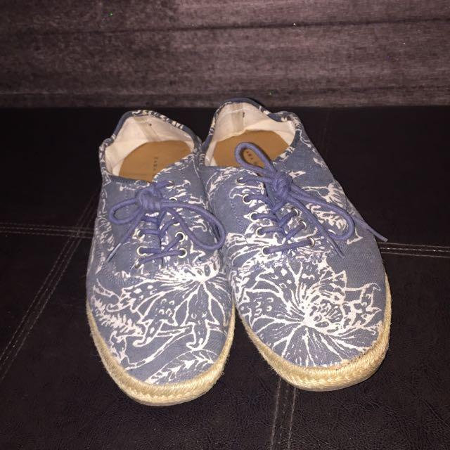 Zara Beach Shoes