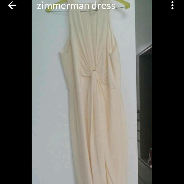 Zimmerman Dress  Maxi