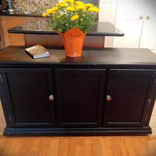 Buffet Table Or Entrance Table