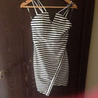 Hollywood Boutique Dress and Bebe Dress