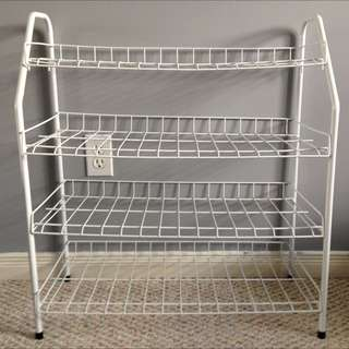 Metal Shoe Rack