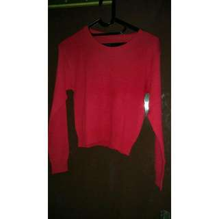 Sweter Croptop