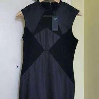 New Guess black Meritzel dress in size S