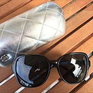 Authentic Chanel 5186 Mirror Sunglasses
