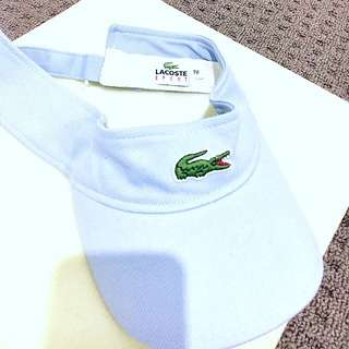 Lacoste Original Light Blue Sports Cap