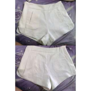 Reserved**High Waisted Short