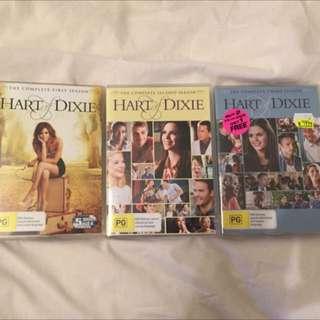 Hart Of Dixie Season 1,2,3